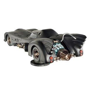 Hot Wheels Hot Wheels Elite Batman Returns Batmobile Mattel 1:18 Scale Diecast Model Car