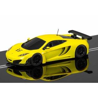 Scalextric McLaren 12C GT3 Yellow Scalextric 1:32 Scale Slot Car