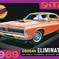 AMT 1969 Mercury Cougar Elimiator Molded in Orange AMT 1:25 Scale Plastic Model Kit