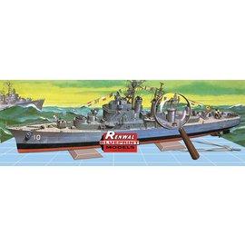 Revell-Monogram RMX USS King Destroyer leader With Guided Missiles Renwal/Revell 1:500 Scale Plastic Model Kit
