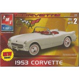 AMT 1953 Corvette AMT 1:25 Scale Plastic Model Kit