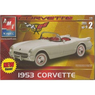 AMT 1953 Corvette AMT 1:25 Scale Plastic Model Kit