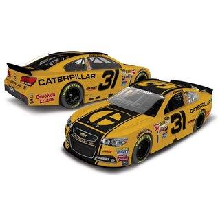 Action Racing Collectibles 2015 Chevy SS #31 Caterpillar Darlington Throwback Ryan Newman NASCAR Action 1:64 Scale Diecast Model Car