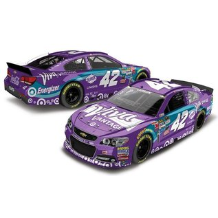 Action Racing Collectibles 2015 Chevy SS #42 Viva Vantage Kyle Larson Action 1:24 Scale Diecast Model Car