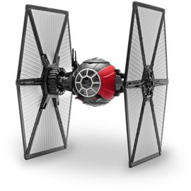 Revell-Monogram RMX Revell Star Wars First Order Special Forces Tie Fighter Build And Play Snap Tite Plastic Model Kit