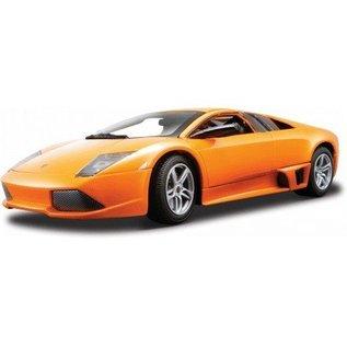 Maisto 2007 Lamborghini Murcielago LP640 Orange Maisto 1:18 Scale Diecast Model Car