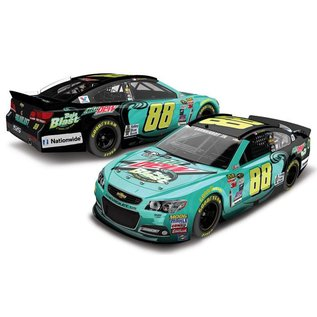 Action Racing Collectibles 2015 Chevy SS #88 Mountain Dew Baja Blast Dale Earnhardt Action 1:24 Diecast