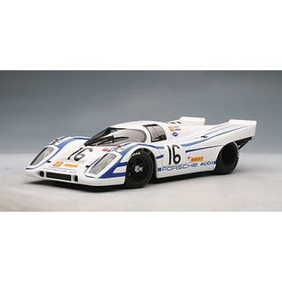 Auto Art Porsche 917K 12Hrs Sebring 1970 Elford/Ahrens Auto Art 1:18 Diecast Car