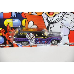 Hot Wheels Hot Wheels 8 Crate Delivery Dr. Mario Mario Brothers Series Mattel 1:64 Diecast Car