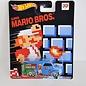 Hot Wheels Hot Wheels Dairy Delivery Super Mario Bros. Mario Bros. Series Mattel 1:64 Diecast Model Car
