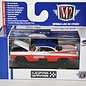 M2 Machines M2 1957 Dodge Custom Royal Lancer D500-1 Red White And Blue Walmart Exclusive 1:64 Scale Diecast Model Car