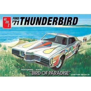 AMT 1971 Ford Thunderbird AMT 1:25 Scale Plastic Model Kit