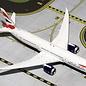 Gemini Jets Gemini Jets British Airways Boeing B787-9 1:400 Scale Diecast Model Airplane