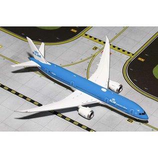 Gemini Jets Gemini Jets KLM Boeing B787-9 1:400 Scale Diecast Model Airplane