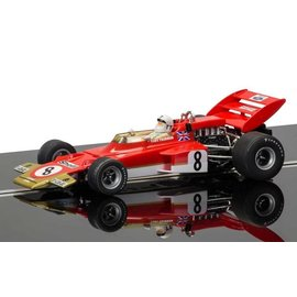 Scalextric Scalextric Team Lotus Type 72 Tony Trimmer 1:32 Scale Slot Car