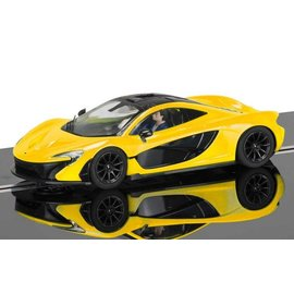 Scalextric Scalextric McLaren P1 Volcano Yellow 1:32 Scale Slot Car