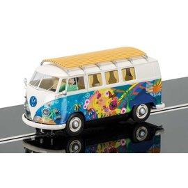 Scalextric Scalextric Volkswagen Camper Van T1b Hippie 1:32 Scale Slot Car
