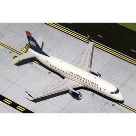 Gemini Jets Gemini jets US Airways Express Embraer ERJ-170 1:200 Scale Diecast Model Airplane