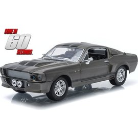 Greenlight Collectibles Greenlight 1967 Custom Movie Star Mustang Eleanor Gone In 60 Seconds 1:24 Scale Diecast Model Car