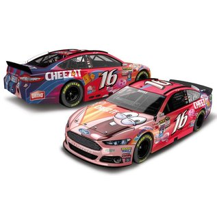 Action Racing Collectibles Action 2015 Ford Fusion #16 Cheese-It Spongebob Squarepants Greg Biffle 1:24 Scale Diecast Model Car