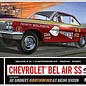 AMT AMT 1962 Chevrolet Bel Air Super Stock 409 Turbo Fire 2 In 1 Customizing Plastic Model Kit 1:25 Scale
