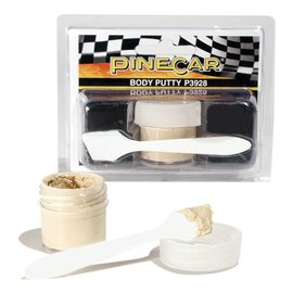 Pinecar PineCar Body Putty For Pine Wood Derby Car