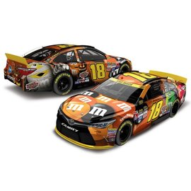 Action Racing Collectibles Action 2015 Toyota Camry #18 M&M's Halloween Kyle Busch Nascar 1:24 Scale Diecast Model Car