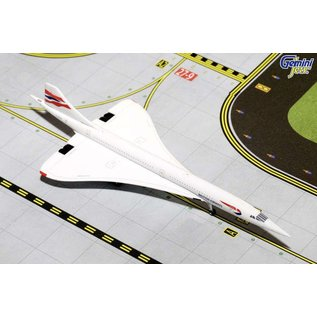 Gemini Jets Gemini Jets British Airways Concorde 1:400 Scale Diecast Model Airplane