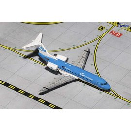 Gemini Jets Gemini Jets KLM City Hopper Fokker 70 1:400 Scale Diecast Model Airplane