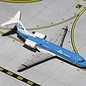 Gemini Jets Gemini Jets KLM City Hopper Fokker 70 1:400 Scale Diecast Model Airplane