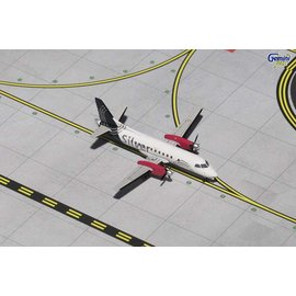 Gemini Jets Gemini Jets Silver Airways SAAB 340B 1:400 Scale Diecast Model Airplane