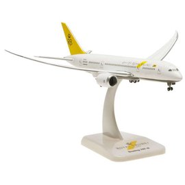 Hogan Wings Hogan Wings Royal Brunei Airlines Boeing B787-8 1:400 Scale Diecast Model Airplane