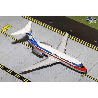 Gemini Jets Gemini Jets Texas International McDonnell Douglas DC-9-15 1:200 Scale Diecast Model Airplane
