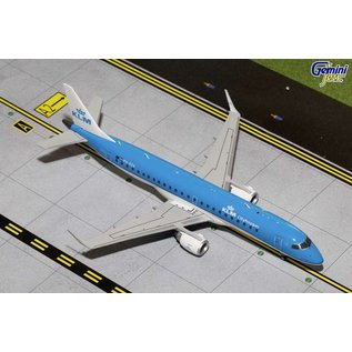 Gemini Jets Gemini Jets KLM Cityhopper Embraer ERJ-190 1:200 Scale Diecast Model Airplane
