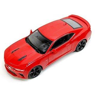 Maisto Maisto 2016 Chevrolet Camaro SS Red 1:18 Scale Diecast Model Car