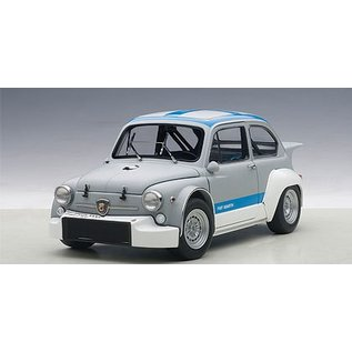 Auto Art Auto Art Fiat Abarth 1000 TCR Matt Grey 1:18 Scale Diecast Model Car