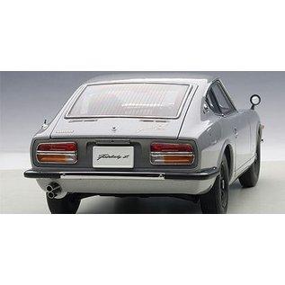 Auto Art Auto Art Nissan Fairlady Z432 (PS30) Silver 1:18 Scale Diecast Model Car
