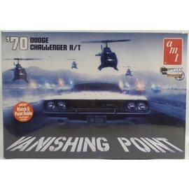 AMT AMT 1970 Dodge Challenger R/T Vanishing Point 1:25 Scale Plastic Model Kit