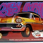 AMT AMT 1958 Chevy Impala Molded In Gold 1:25 Scale Plastic Model Kit