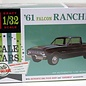 AMT AMT 1961 Ford Falcon Ranchero 1:32 Scale Plastic Model Kit
