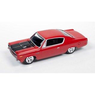 Johnny Lightning Johnny Lightning 1970 AMC Rebel Machine Red Muscle Cars USA 2016 Series 1:64 Scale Diecast Model Car