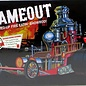 AMT AMT Flameout Steamed-Up Fire Eatin' Showrod 1:25 Scale Plastic Model Kit