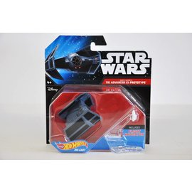 Hot Wheels Hot Wheels Star Wars Starship Darth Vaders Tie Advanced X1 Prototype Includes Flight Navigator