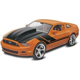 Revell-Monogram RMX Revell 2014 Ford Mustang GT 1:25 Scale Plastic Model Kit