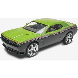 Revell-Monogram RMX Revell Foose Design 2013 Dodge Challenger SRT8 1:25 Scale Plastic Model Kit