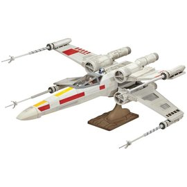 Revell-Monogram RMX Revell Snap Tite Max Star Wars X-Wing Fighter Plastic Model Kit