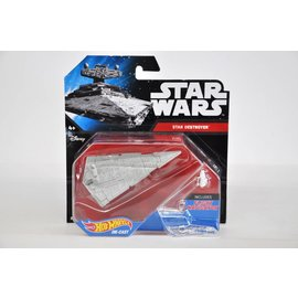 Hot Wheels Hot Wheels Star Wars Starship Star Destroyer #28 Diecast Model Replica