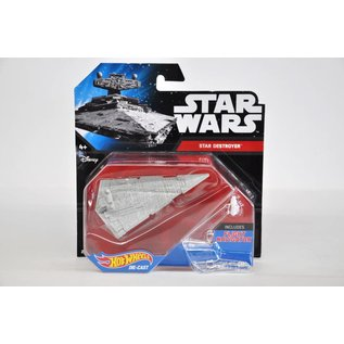Hot Wheels Hot Wheels Star Wars Starship Star Destroyer #28 Diecast Model Replica