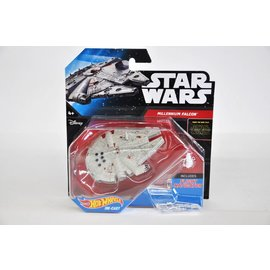 Hot Wheels Hot Wheels Star Wars Starship Millennium Falcon #1 Diecast Model Replica