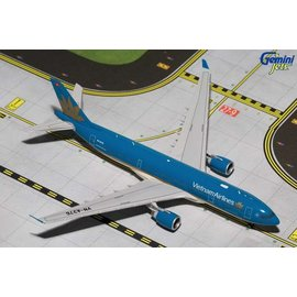 Gemini Jets Herpa Vietnam Airlines Airbus A330-200 1:400 Scale Diecast Model Airplane